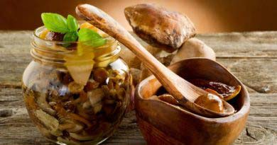 как солить грибы на зиму, рецепт