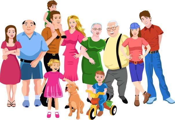 Что такое Семья: значение Семьи в жизни человека.