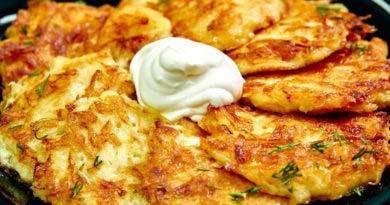 Как приготовить драники картофельные, 5 лучших пошаговых рецепта.