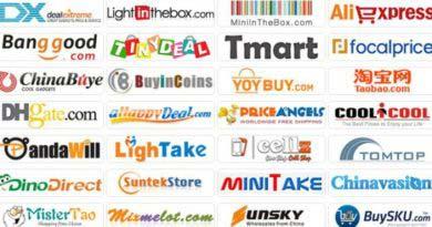 Лучшие интернет магазины Китая с бесплатной доставкой в Россию.