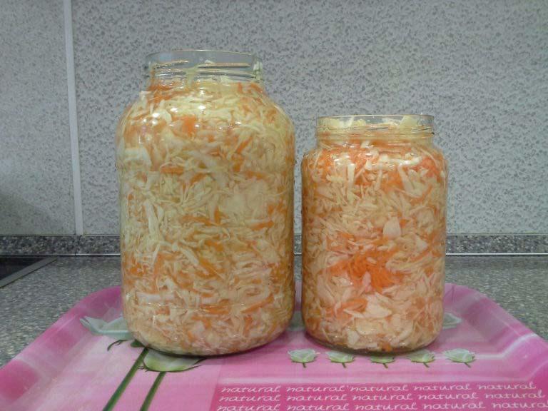рецепты квашения капусты в домашних условиях