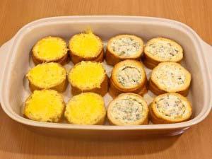 Фаршированный батон: простые рецепты в духовке и без нее.