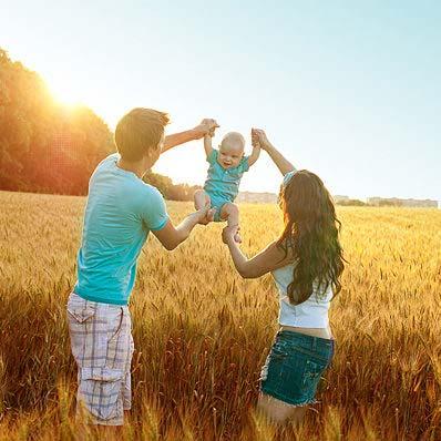 Правила поддержания крепких семейных отношений.