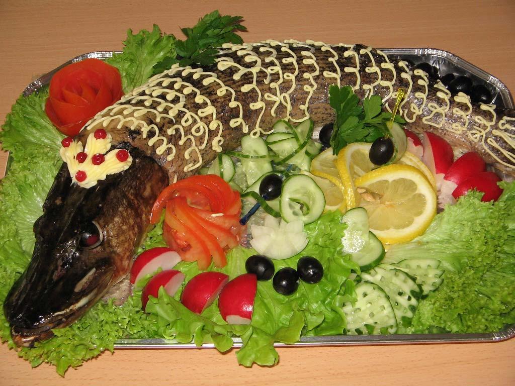 мтс вторые блюда из щуки рецепты с фото елку