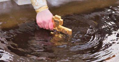 Крещенская вода и ее свойства: зачем и почему.