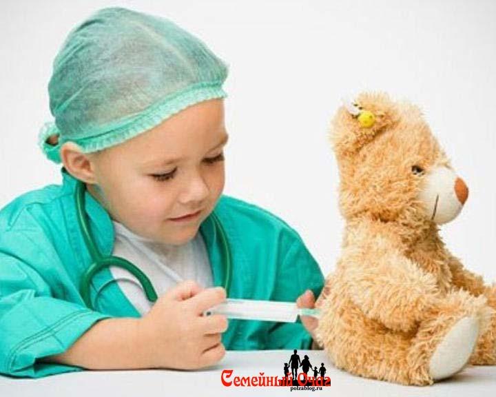 Вакцинация необходима всем