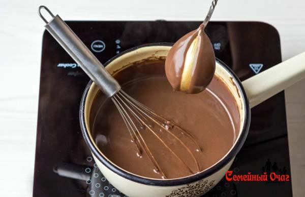 Проверяем готовность крема