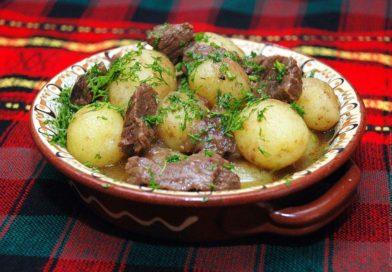 Картошка с мясом — 6 лучших пошаговых рецептов приготовления.