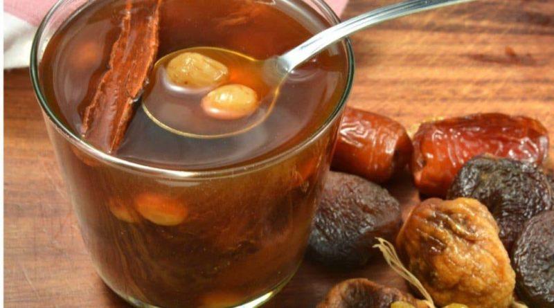 Компот из сухофруктов, как правильно варить вкусный и полезный напиток.