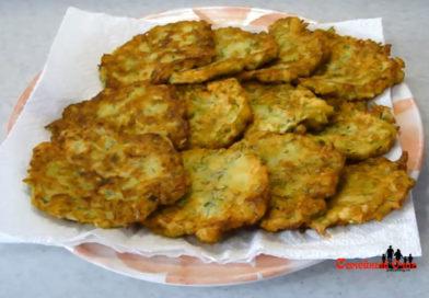 Оладьи из кабачков — простые и вкусные рецепты.