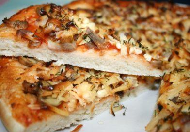 Домашняя пицца в мультиварке — вкуснейшие рецепты.