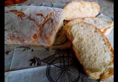 Хлеб в домашних условиях в духовке.