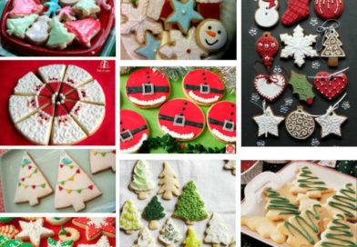 Как приготовить новогоднее печенье — интересные рецепты и идеи.