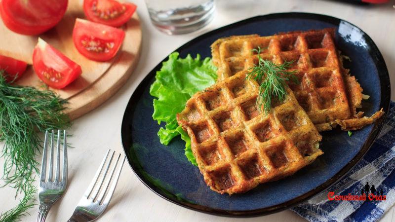 Рецепты теста для вафельницы - вкуснейшие домашние вафли.