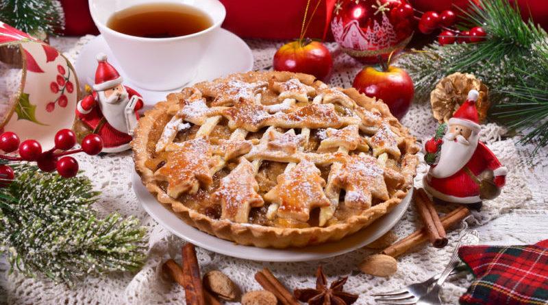 Пироги на Новый год 2019 - простые и вкусные идеи на праздничный стол.