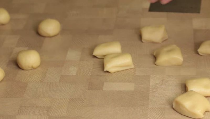 тесто на пирожки без дрожжей