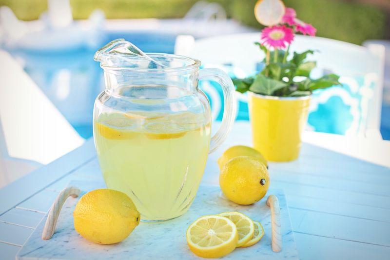 Самый вкусный турецкий лимонад в домашних условиях