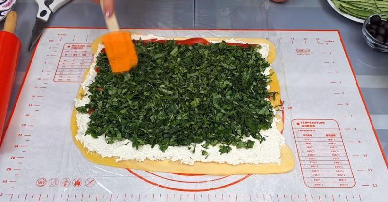 начинка для сырного рулета