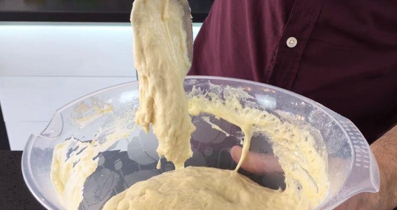 тесто на оладьи