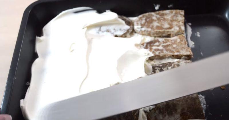 торт из пряников