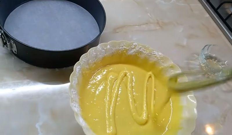 тесто на быстрый пирог