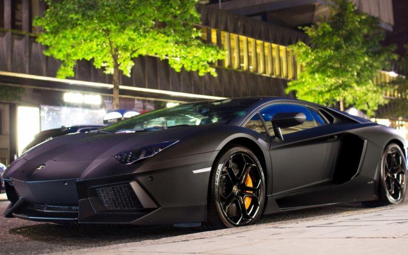 черный автомобиль мечты