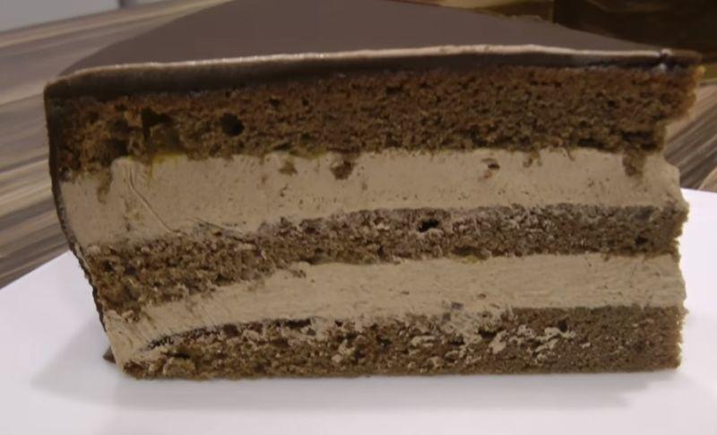 торт Прага по советскому ГОСТу